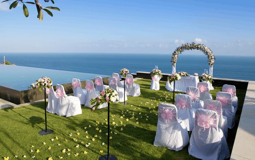 bali wedding villas